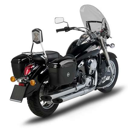 side suitcase rack KAWASAKI VN900 CUSTOM - CLASSIC  06-12 Givi