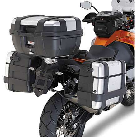 side suitcase rack KTM 1190 ADVENTURE - R  13/15 Givi