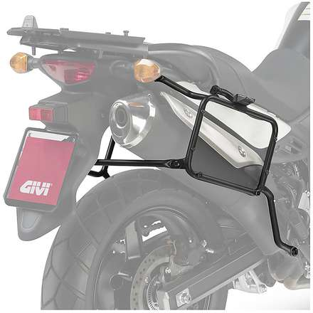side suitcase rack  SUZUKI DL650 V-STROM L2-L3  11-13 Givi