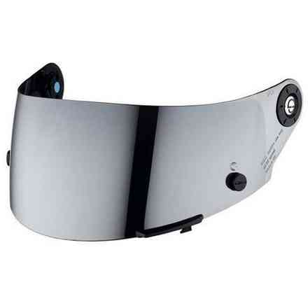 Silver Visor 80% Sp. T.Off Schuberth