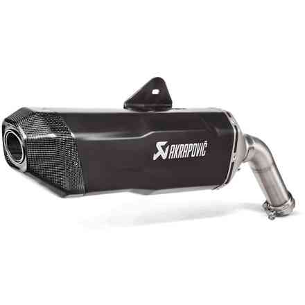 Slip On Spare Parts For Bmw Akrapovic