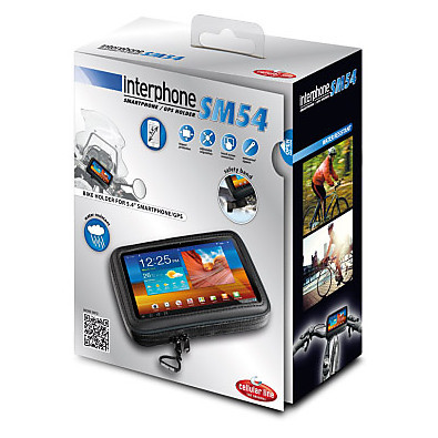 "SM54  Smarthphone / gps Holder 5,4"" Cellular line"