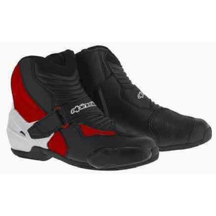 Smx-1 R Shoes black-red Alpinestars
