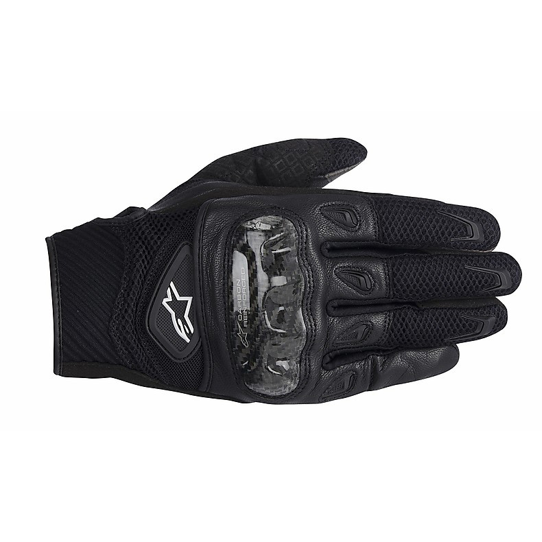 SMX-2 Air Carbon Gloves black Alpinestars