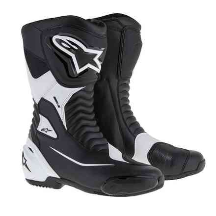 Smx S black white Botts Alpinestars