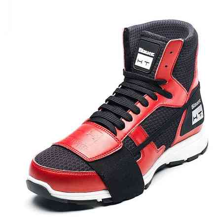 Sneaker Shoes Ht 01 Red-Black Blauer