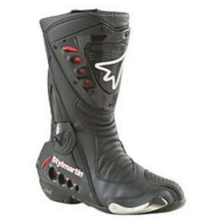 Sonic Rs Boots black Stylmartin