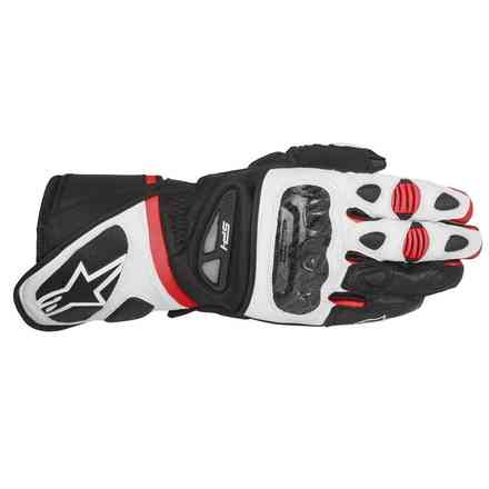 Sp-1  black-white-red Gloves Alpinestars
