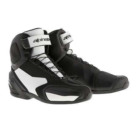 Sp-1 shoes black-white Alpinestars