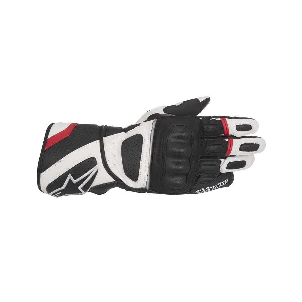Sp Z Drystar black white red Gloves  Alpinestars