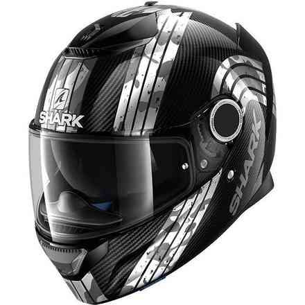 Spartan Carbon Mezmair Helmet Shark
