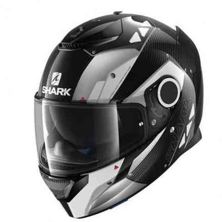 Spartan Casque Carbon Bionic Dkw Shark