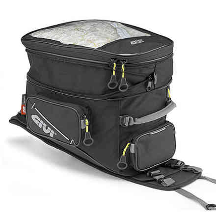 Specific tank bag for enduro motorcycles Givi