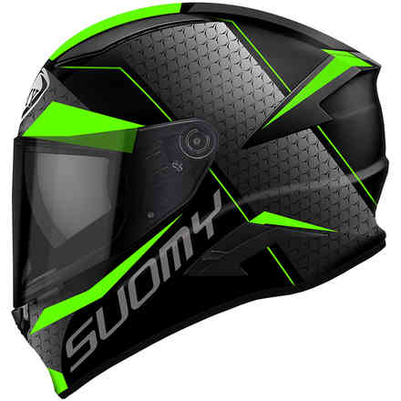 Speedstar Rap green Helmet Suomy