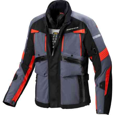 Spidi Globetracker Jacke Spidi