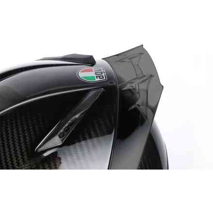 Spoiler for helmet Pista Gp R Smoke  Agv