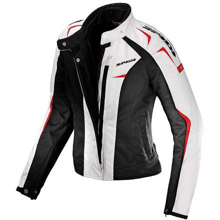 Sport Lady H2Out Jacket white Spidi