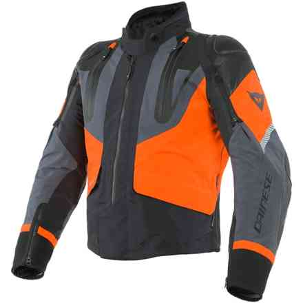 Sport Master Gtx jacket black orange ebony Dainese