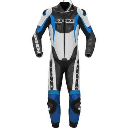Sport Warrior Perforated Pro white blu Spidi
