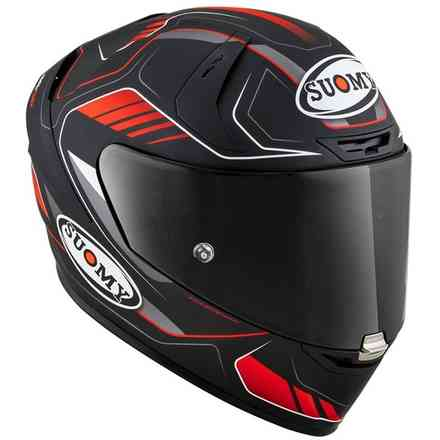 Sr-Gp Gamma Matt Red Helm Suomy
