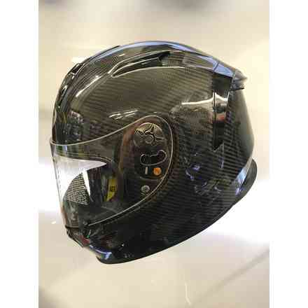 SR sport full carbon gloss helmet Suomy