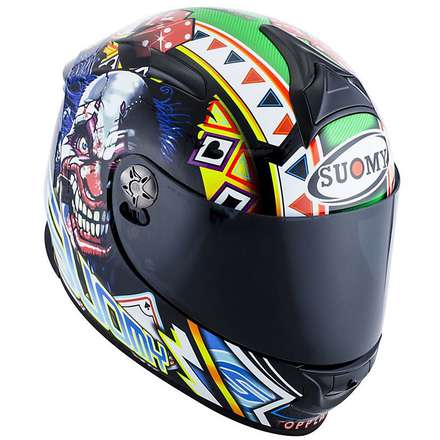 SR Sport  SR Sport Gamble Top Player Helmet Suomy