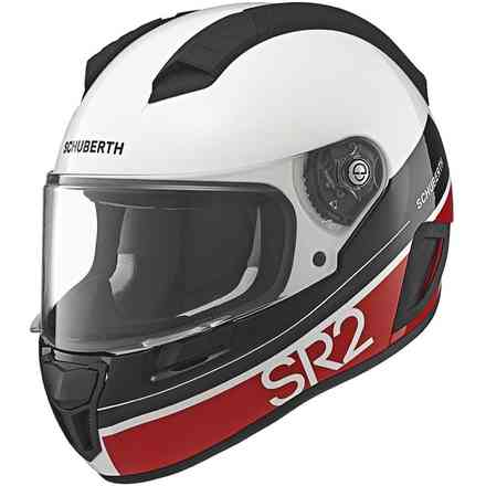 Sr2 Formula red Helmet Schuberth