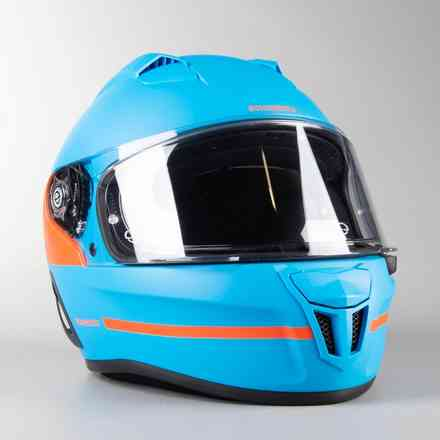 Sr2 Horizon Blue Helm Schuberth