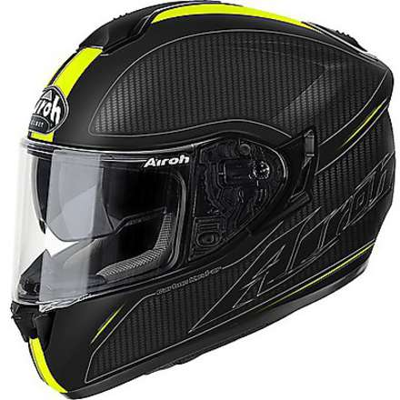 ST 701 Slash Helmet yellow Airoh
