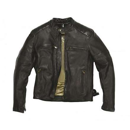 Standing leather Jacket Helstons