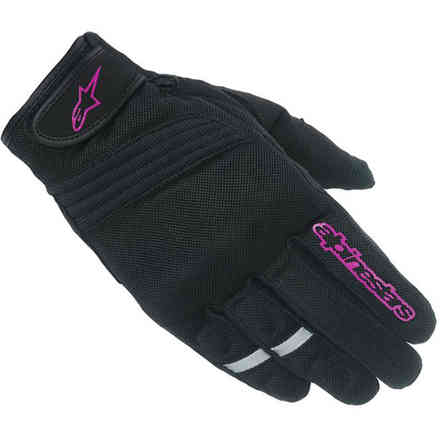 Stella Asama Female Gloves black-violet Alpinestars