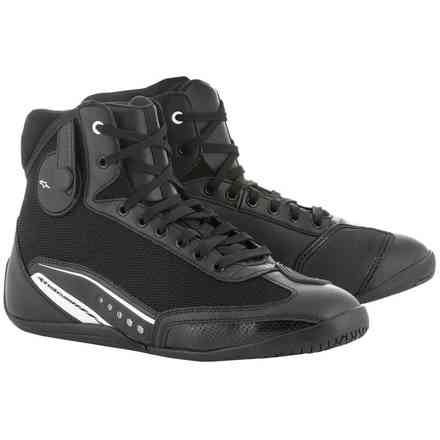 Stella Ast-1 shoes black white Alpinestars