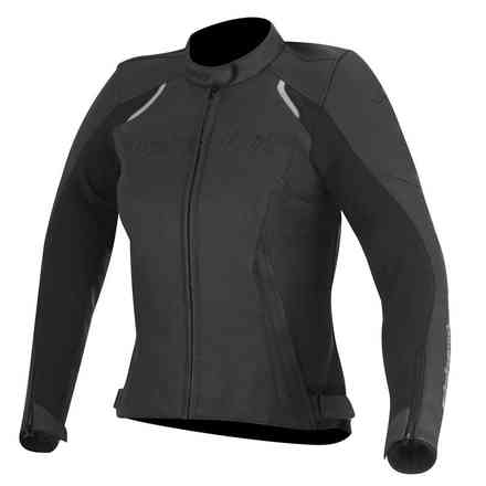 Stella Devon Leather Jacket  Alpinestars