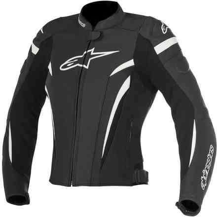 Stella Gp Plus R V2 Airflow Leather Jacket Alpinestars