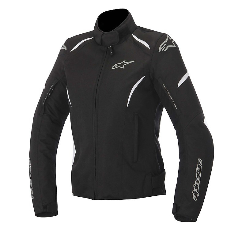Stella Gunner WP Jacket 2015 lady black-white Alpinestars