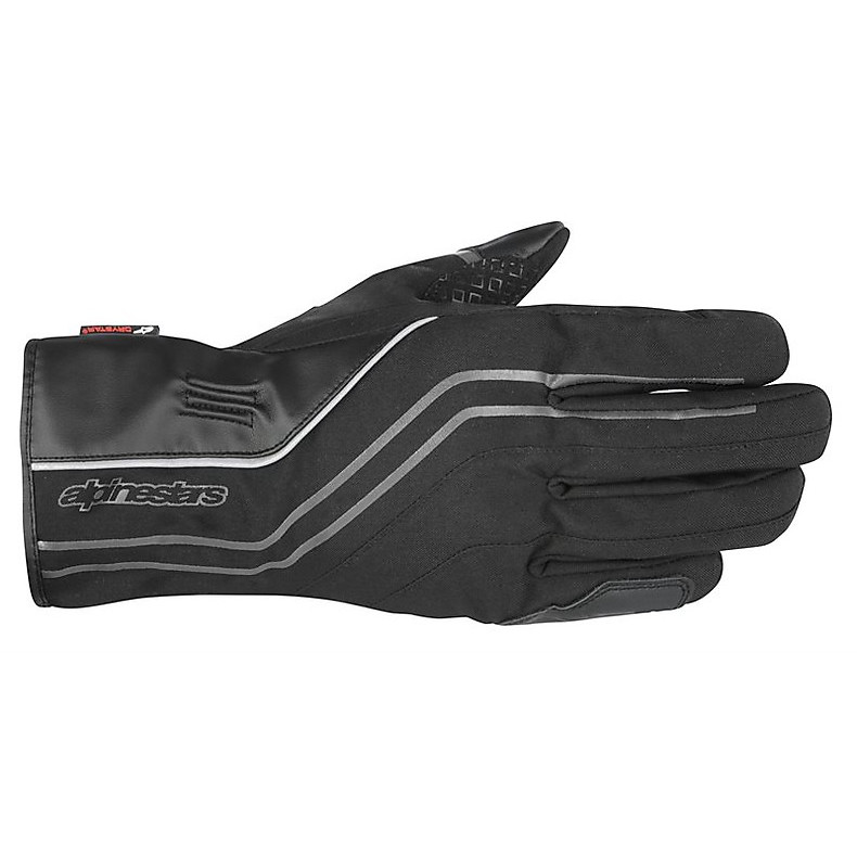 Stella Largo Drystar Gloves lady black-gray Alpinestars