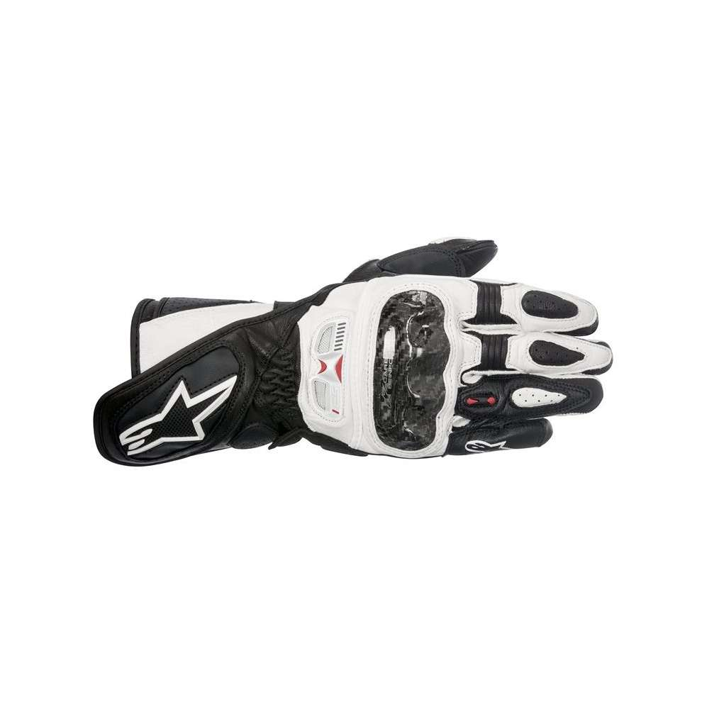 Stella Sp-1 Woman black-white  Gloves Alpinestars