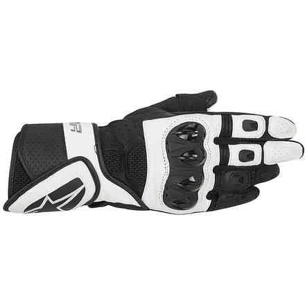 Stella Sp Air black-white Gloves Alpinestars
