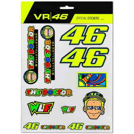 Stickers Big Set VR46