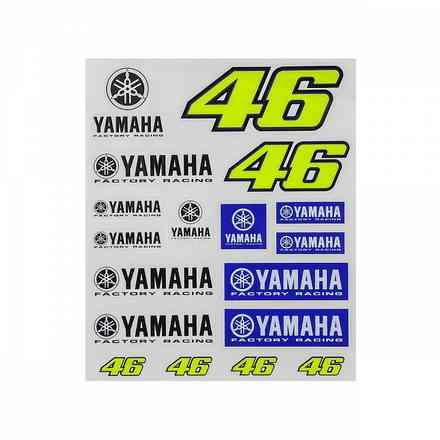 Stickers Yamaha Big Set VR46