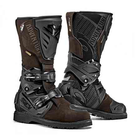 Stiefel Adventure 2 Gore-Tex brune Sidi