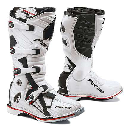 Stiefel Dominator Comp 2.0 Weis Forma