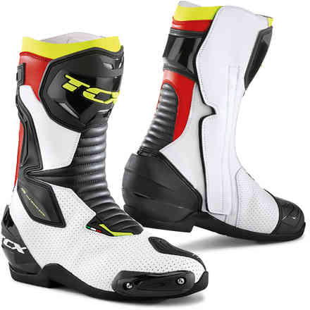 Stiefel Sp-Master Air Weiss Black Rot Tcx
