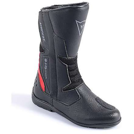 Stiefel Tempest D-Wp Schwarz-Rot Dainese