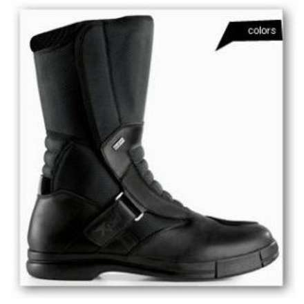 Stiefel X-raider h2out Spidi