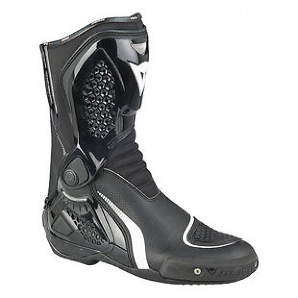 Stivale Tr-Course out Nero/Nero/Bianco Dainese