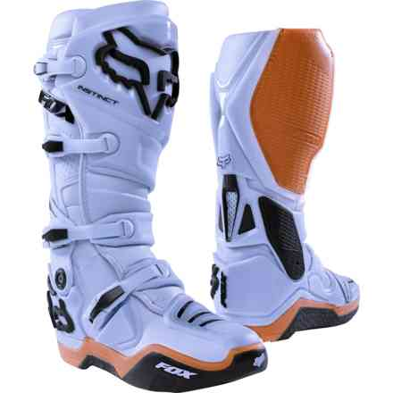 Stivali Fox Racing Instinct Boot Grigio Fox