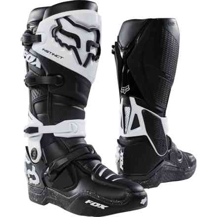 Stivali Fox Racing Instinct Boot Nero Fox