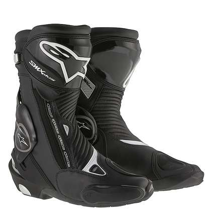 Stivali Smx plus new 2015 nero Alpinestars