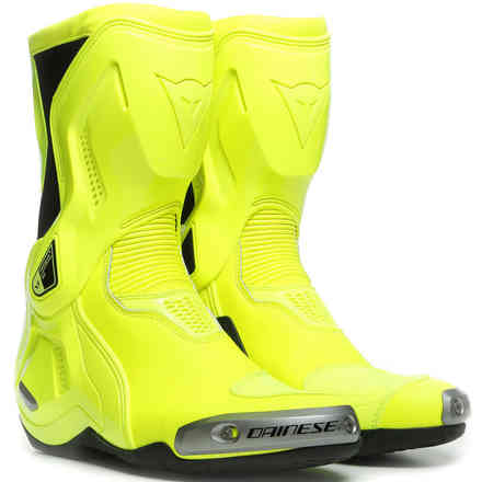 Stivali Torque 3 Out giallo fluo Dainese
